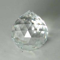 Feng Shui 40mm Swarovski Crystal - Clear | Calgary Alberta