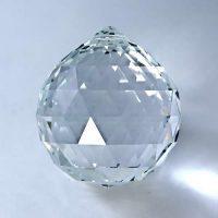 Feng Shui 50mm Swarovski Crystal - Clear | Calgary Alberta