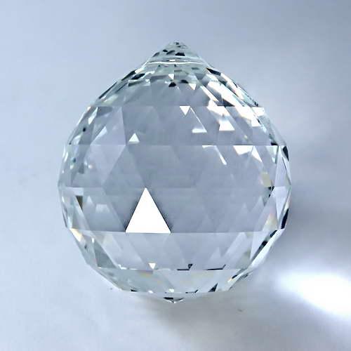 Feng Shui 50mm Swarovski Crystal - Clear   Calgary Alberta