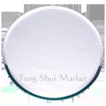 Feng Shui Round Mirror