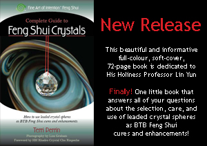 Complete Guide to Feng Shui Crystals, by Terri Perrin