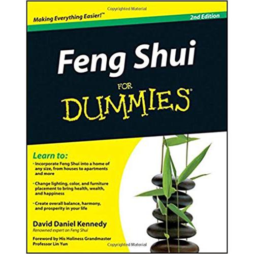 Feng Shui for Dummies, by David Daniel Kennedy